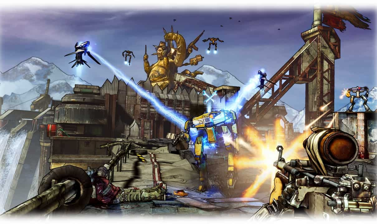 Top Gaming News this Week : Borderlands 2 SHiFT codes for